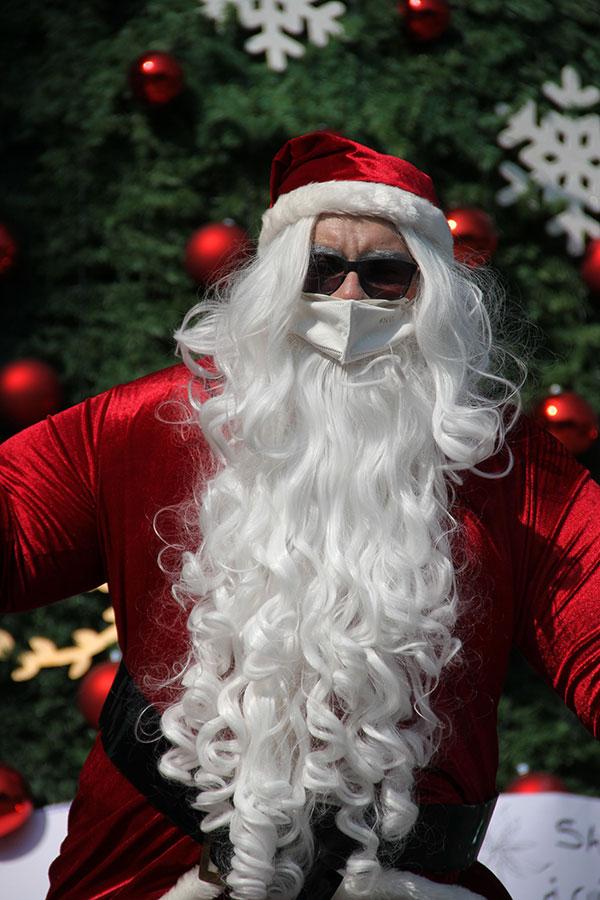 Nuestro querido Santa Ho Ho Ho
