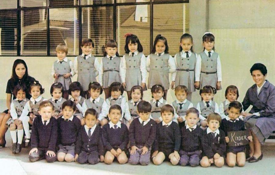 Rocío Medrano en la primaria